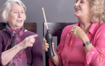 Grandmas Try Pot For First Time