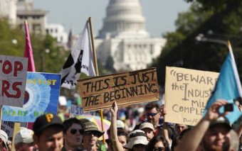 Democracy Spring: Mass Civil Disobedience to End Corruption